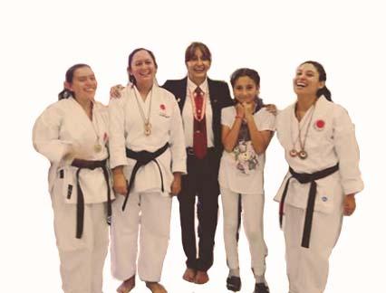 Karate para Mujeres: Descubre tu fuerza interior!