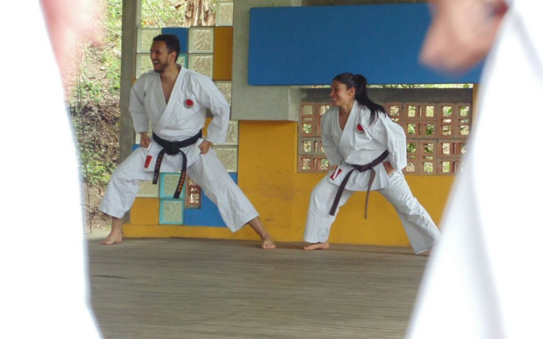 Beneficios del karate para la vida actual